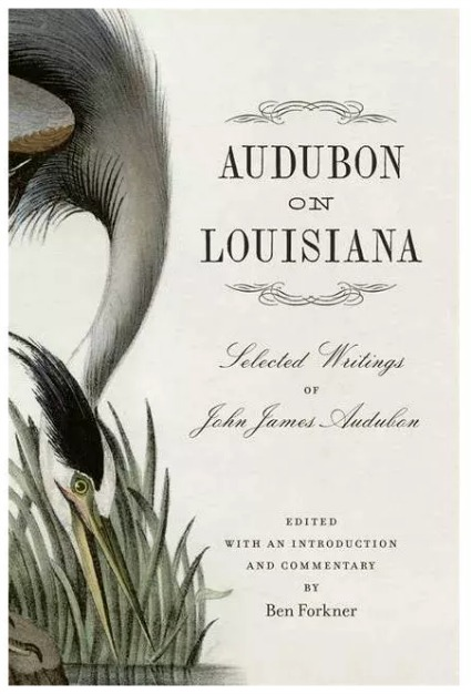 Audubon on Louisiana - by Ben Forkner (Hardcover)