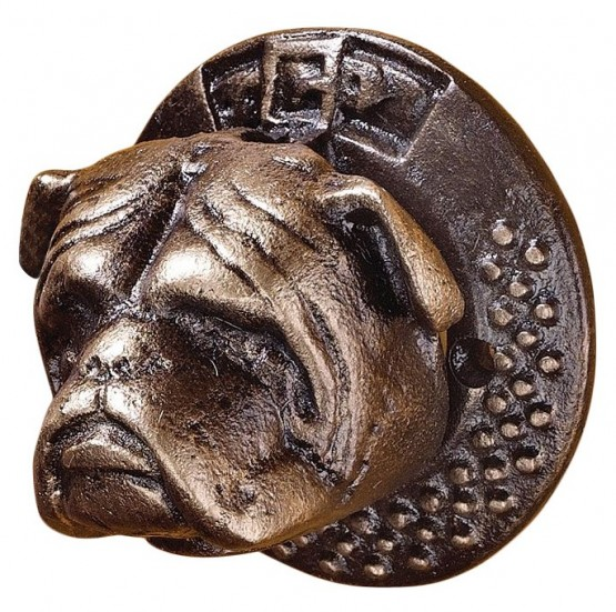 Bulldog+Authentic+Foundry+Iron+Door+Knocker