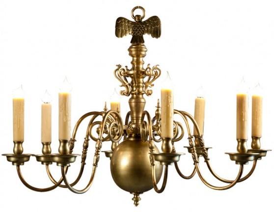 Williamsburg-chandelier