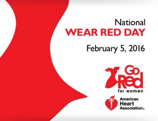 Go Red for Women February 2016