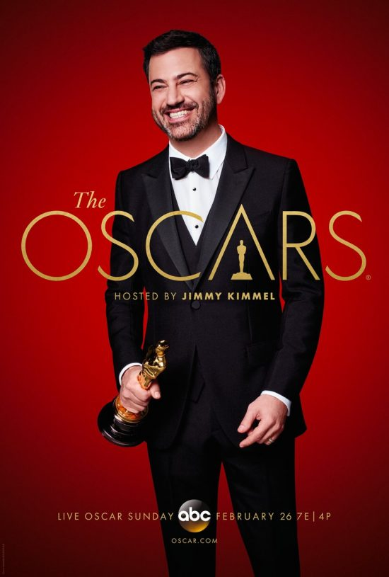 Jimmy Kimmel Oscars 2017