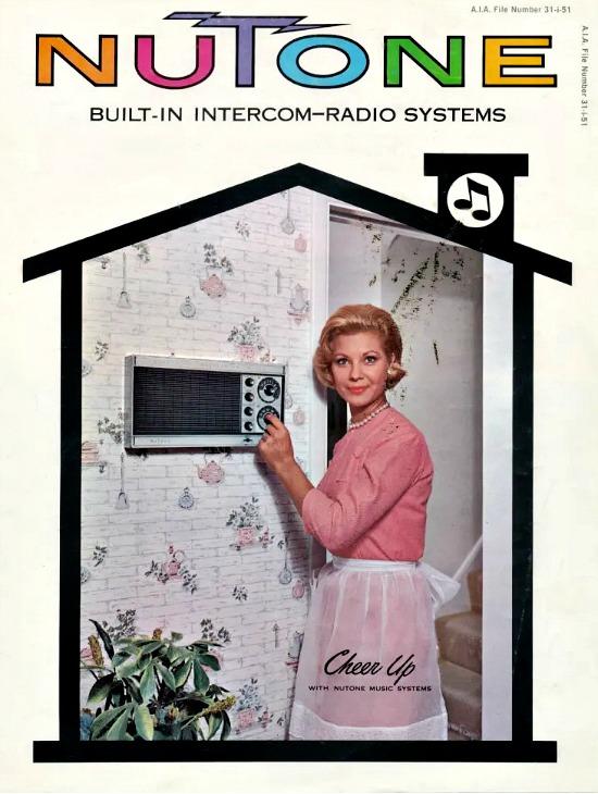NuTone radio system