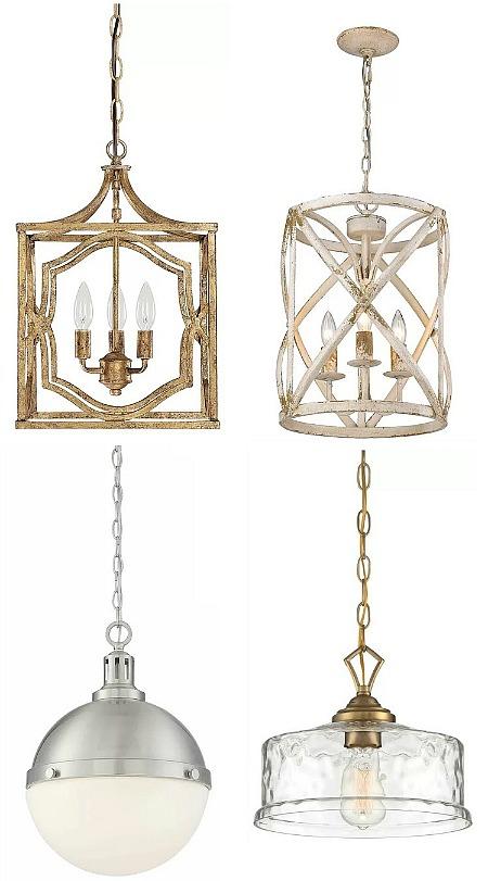 flip pendants