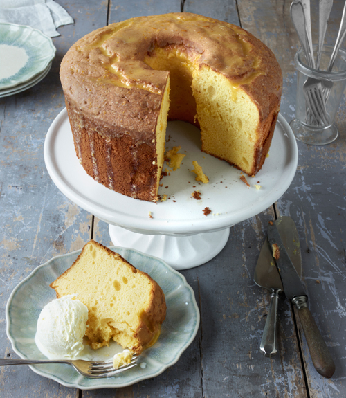 orange-chiffon-cake-buttermilk-ice-cream-recipe