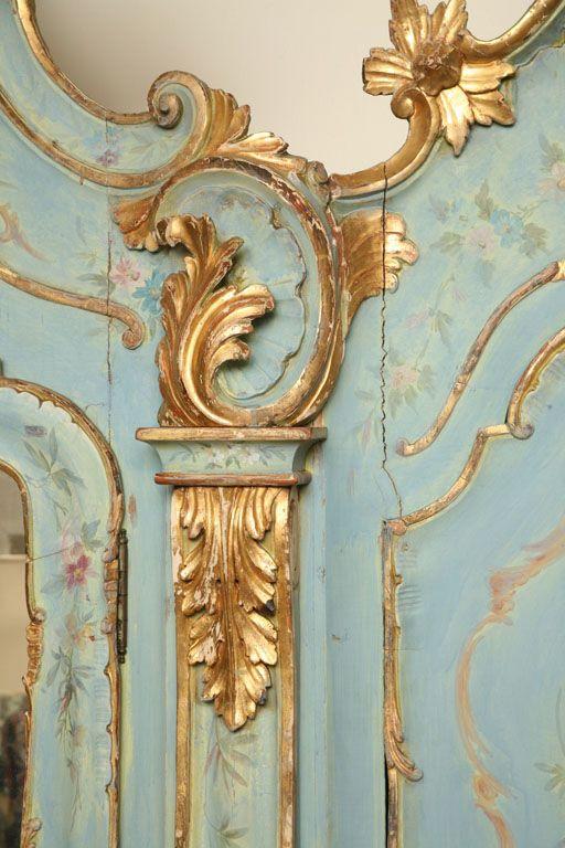 Venetian-Painted-Armoire