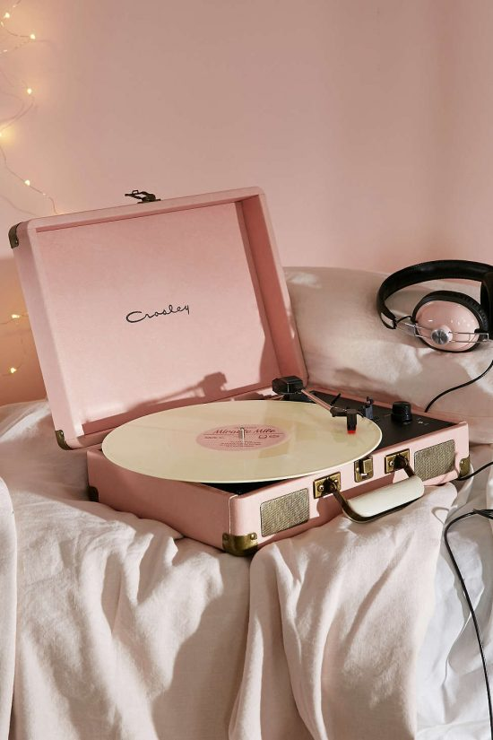pink-Crosley-record-player