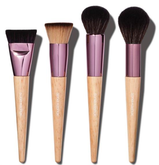 sonia kashuk brush set