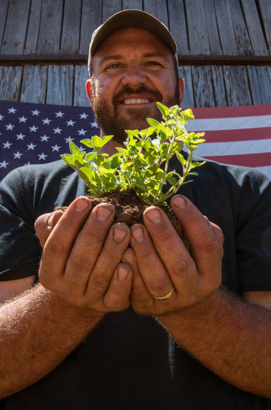 fresh-vegetables-home-grown-farmers-American-flag