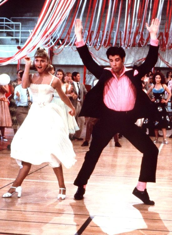 pink-black-Grease