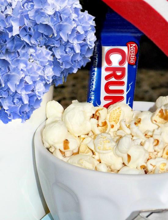 popcorn-chocolate-blue-hydrangea