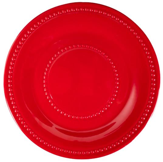 red-melamine-dinner-plates