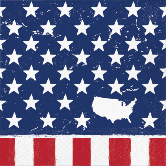 red-white-blue-states-paper-napkin