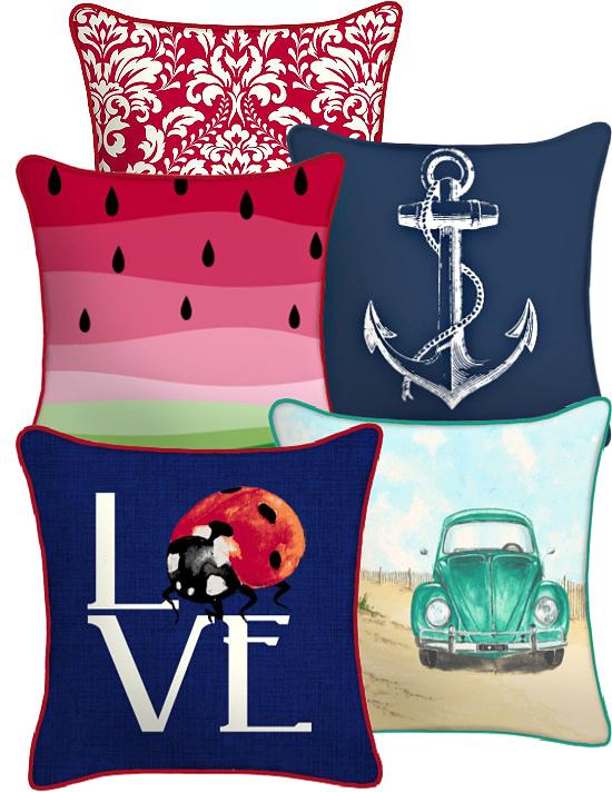 summer-themes-colors-outdoor-throw-pillows