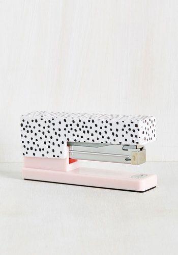 dots and feelings stapler