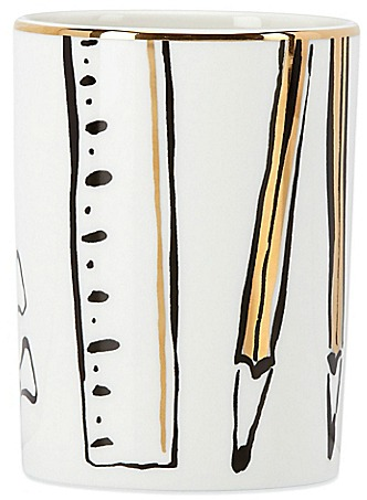 kate spade new york Daisy pencil holder