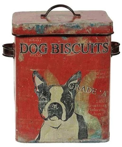 Trent Austin Design Dog Biscuit Container