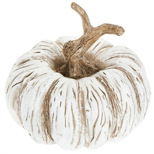 white-decorative-pumpkin