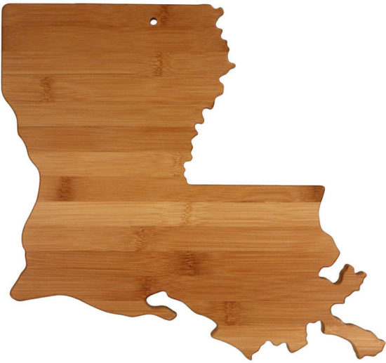 Louisiana-cutting-board