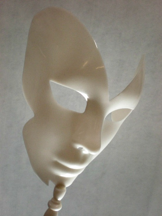 handheld mask