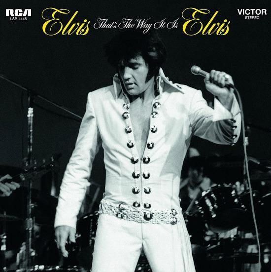 Elvis That's the Way It Is (Original Soundtrack) (4 LPs)