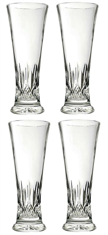 Lismore Pilsner Glass by Waterford