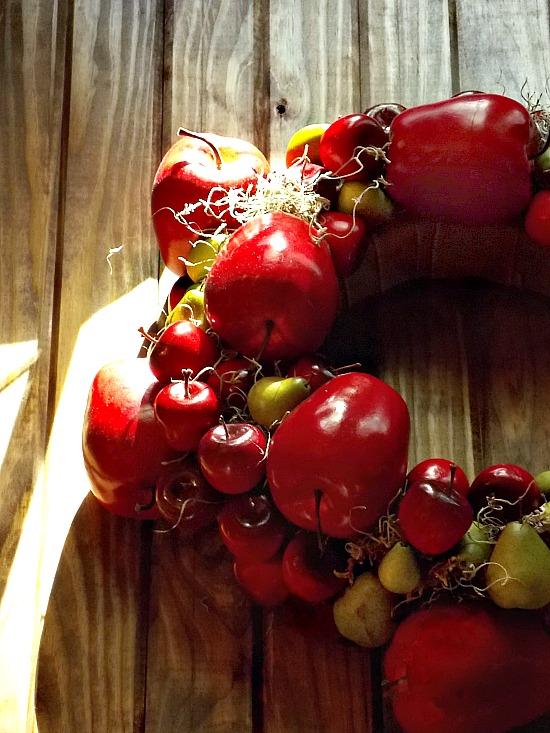 apple-wreath