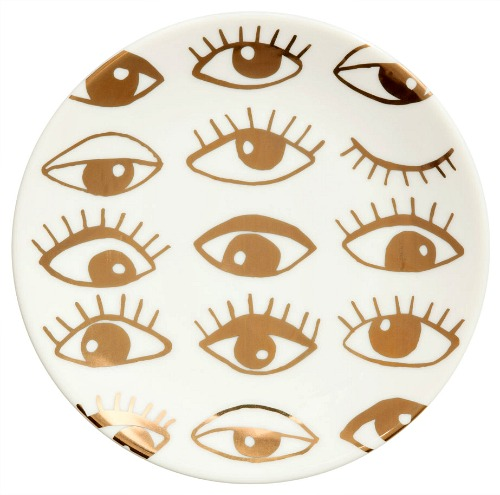 gold-eyes-appetizer-plates