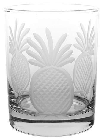 pineapple-etched-double-old-fashioned-glass
