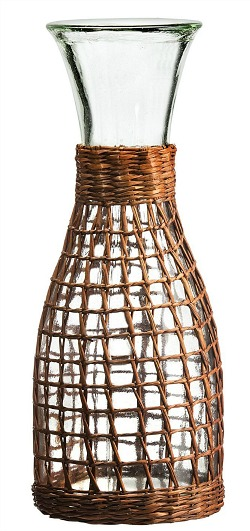 rattan-wrapped-carafe