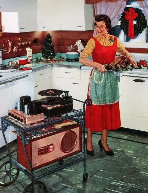 vintage-kitchen-at-the-holidays