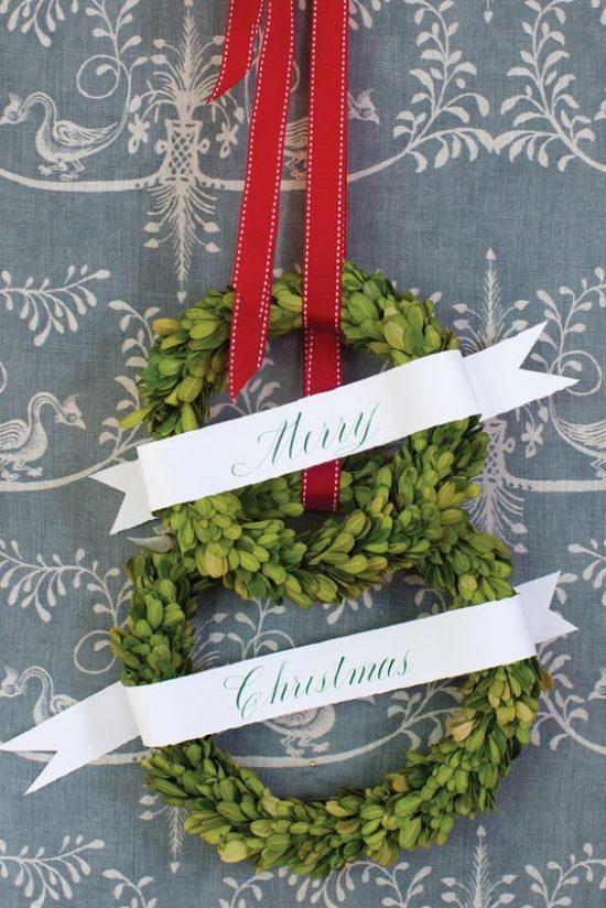 merry-christmas-wreaths-greenery