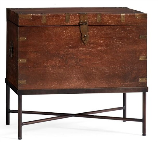 Timor Wood End Trunk