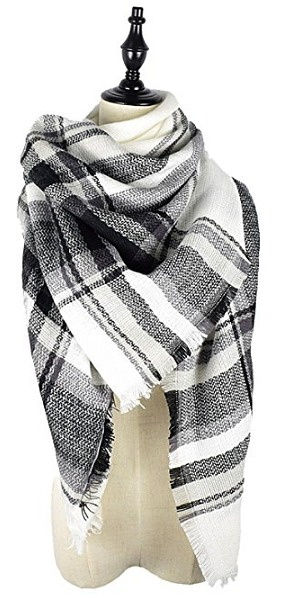 black-white-wrap-scarf