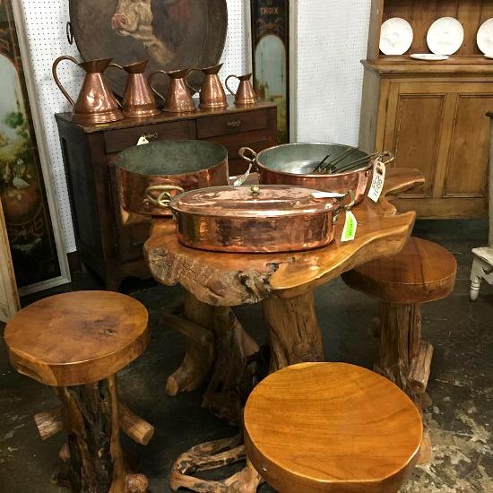 copper at auction