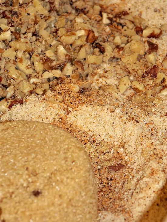 creole seasoning pecans walnuts