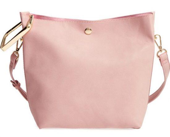 stella blush bag