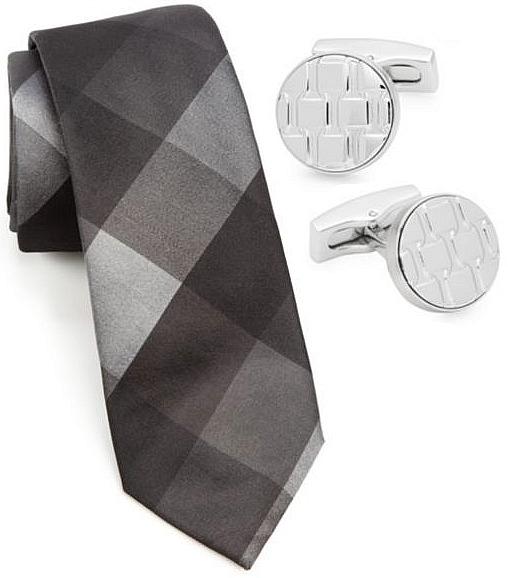 tie-cuff-links