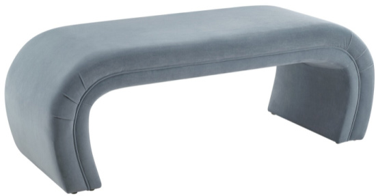 Barnes Upholstered Bench