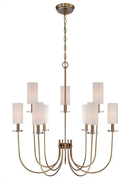 Monroe collection chandelier