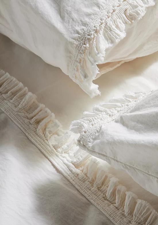 Washed Percale Adina Sheet Set
