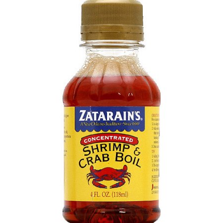 Zatarains shrimp crab boil