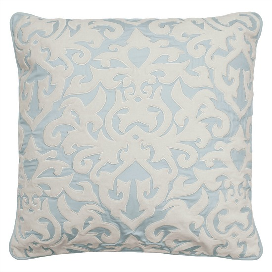 blue-white-throw-pillow