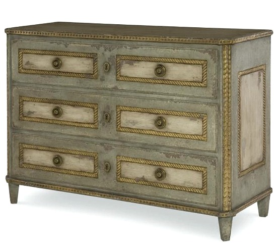 corbet accent chest