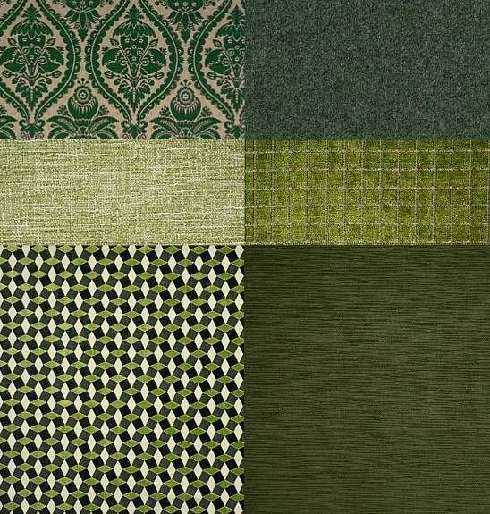 green fabrics 2