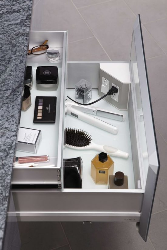 outlet drawer bathroon
