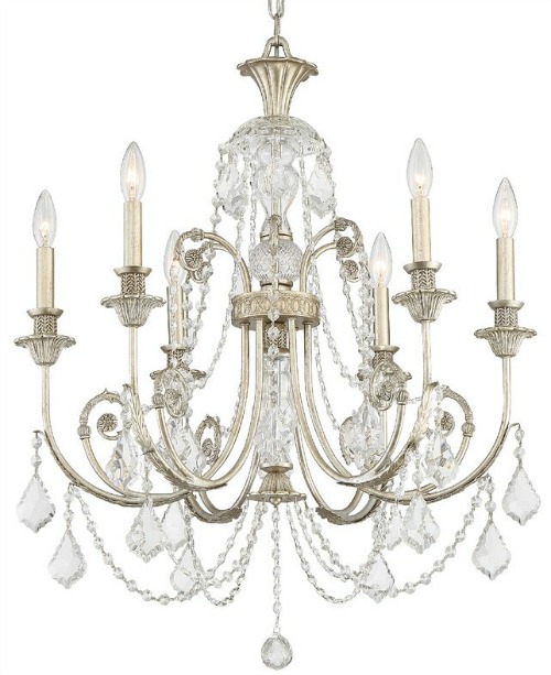 Frida 6-Light Candle Style Classic / Traditional Chandelier