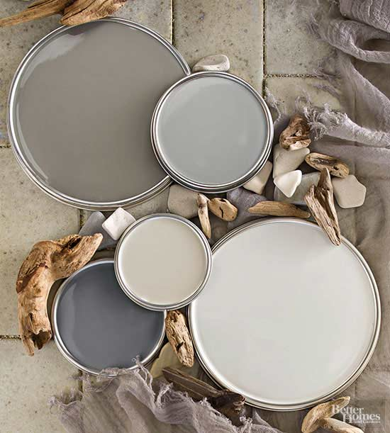 gray coastal paint colors