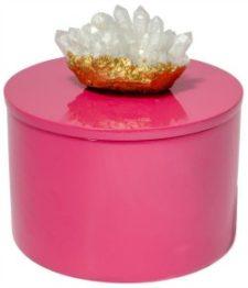 A Pop of Pink!