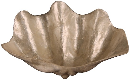 shell-gold-bowl