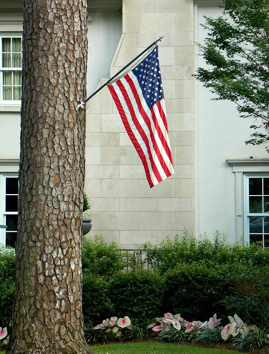 American-flag-display